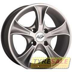 Купить Легковой диск ANGEL Luxury 406 SD R14 W6 PCD4x98 ET37 DIA67.1