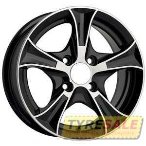 Купить ANGEL Luxury 506 BD R15 W6.5 PCD5x108 ET35 HUB63.4