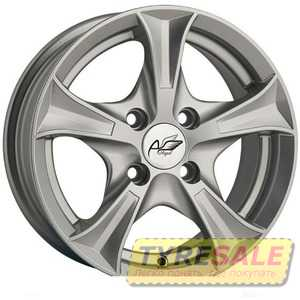 Купить ANGEL Luxury 506 S R15 W6.5 PCD5x114.3 ET35 DIA67.1