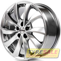 Купить RIAL Lugano sterling silver R18 W8 PCD5x108 ET43 DIA70.1