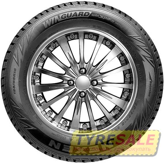 Купить Зимняя шина NEXEN Winguard WinSpike WH62 195/70R14 91T (шип)