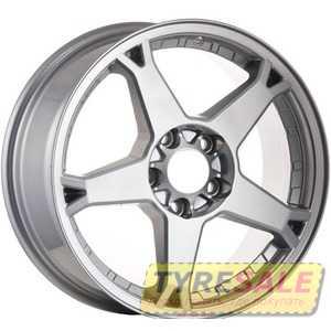 Купить Angel Rapide 609 S R16 W7 PCD5x112 ET38 DIA57.1