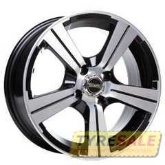 Купить TECHLINE 503 BD R15 W6.5 PCD5x100 ET38 HUB57.1