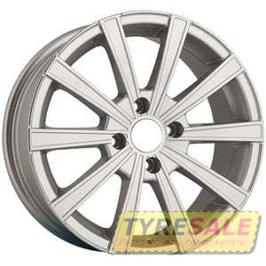 Купить ANGEL Mirage 510 S R15 W6.5 PCD4x100 ET38 HUB67.1