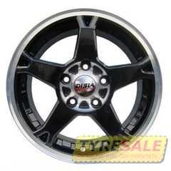Купить Angel Rapide 709 BD R17 W7.5 PCD5x110 ET40 DIA65.1