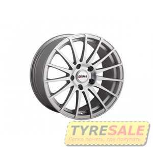 Купить DISLA TURISMO 720 S R17 W7.5 PCD5x112 ET40 DIA72.6