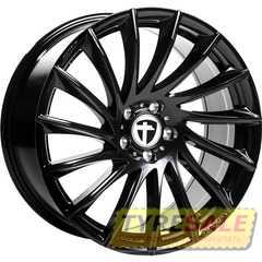 Купить TOMASON TN16 Glossy Black R17 W7.5 PCD5x112 ET37 HUB66.6