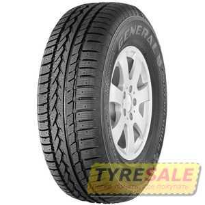 Купить Зимняя шина GENERAL TIRE Snow Grabber 245/70R16 107T
