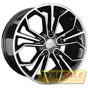 Купить REPLAY B112 BKF R19 W10 PCD5x120 ET21 HUB72.6
