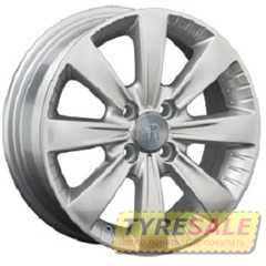 Купить REPLAY RN16 Silver R14 W5.5 PCD4x100 ET43 HUB60.1
