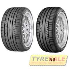 Купить Летняя шина CONTINENTAL ContiSportContact 5 265/40R22 106Y SUV