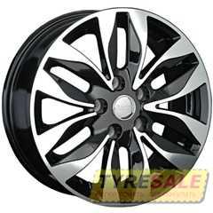 Купить REPLICA HND186 BKF LegeArtis R16 W6.5 PCD5x114.3 ET50 DIA67.1