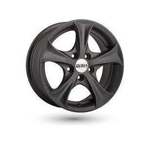 Купить DISLA Luxury 406 GM R14 W6 PCD4x98 ET37 DIA67.1