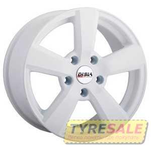 Купить DISLA Formula 603 W R16 W7 PCD5x114.3 ET38 DIA67.1