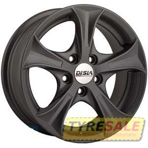Купить DISLA Luxury 606 GM R16 W7 PCD5x112 ET38 DIA57.1