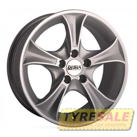 DISLA Luxury 606 SD - Интернет магазин шин и дисков по минимальным ценам с доставкой по Украине TyreSale.com.ua