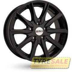 Купить DISLA Raptor 502 B R15 W6.5 PCD5x112 ET35 DIA66.6
