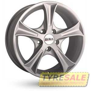 Купить DISLA Luxury 706 S R17 W7.5 PCD4x108 ET40 DIA67.1
