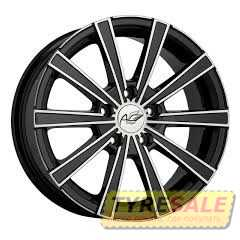 Купить Angel Mirage 610 BD R16 W7 PCD4x108 ET20 DIA65.1