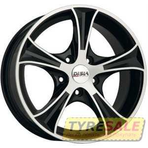 Купить DISLA Luxury 306 BD R13 W5.5 PCD4x114.3 ET30 DIA69.1