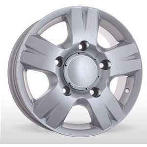 Купить STORM WR 604 Silver R16 W6.5 PCD5x130 ET55 DIA84.1