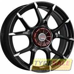 REPLICA LegeArtis Concept NS536 BKF - Интернет магазин шин и дисков по минимальным ценам с доставкой по Украине TyreSale.com.ua