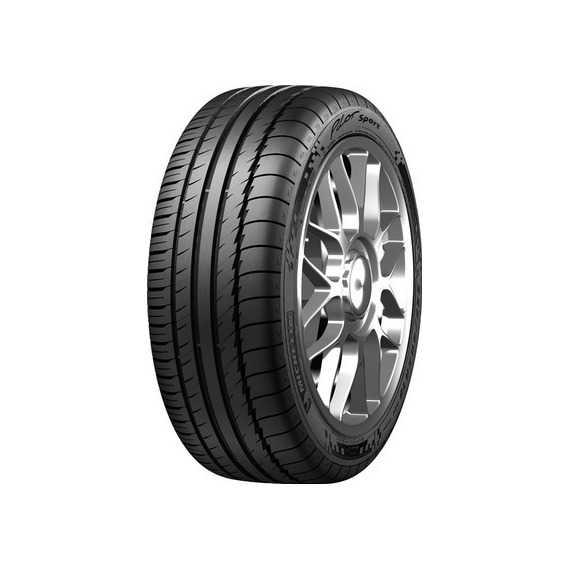 Летняя шина MICHELIN Pilot Sport G1 - Интернет магазин шин и дисков по минимальным ценам с доставкой по Украине TyreSale.com.ua