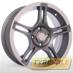 Легковой диск STORM YQ-845 GMLP - Интернет магазин шин и дисков по минимальным ценам с доставкой по Украине TyreSale.com.ua