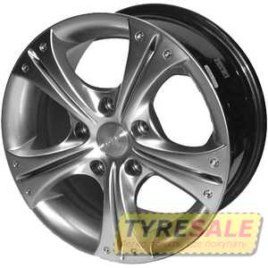 Купить RW (RACING WHEELS) H-253 HS R13 W5.5 PCD4x98 ET38 DIA58.6