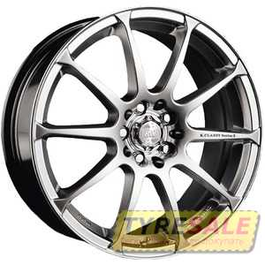 Купить RW (RACING WHEELS) H-158 HS R15 W6.5 PCD5x114.3 ET45 DIA73.1