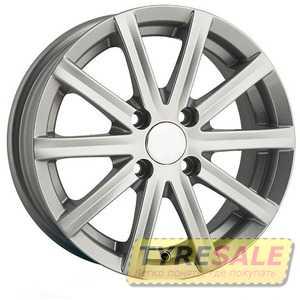 Купить Легковой диск ANGEL Baretta 405 S R14 W6 PCD4x98 ET37 DIA72.6