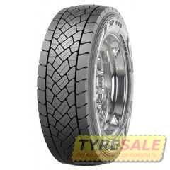 Купить Грузовая шина DUNLOP SP 446 (ведущая) 315/80R22.5 156/154M