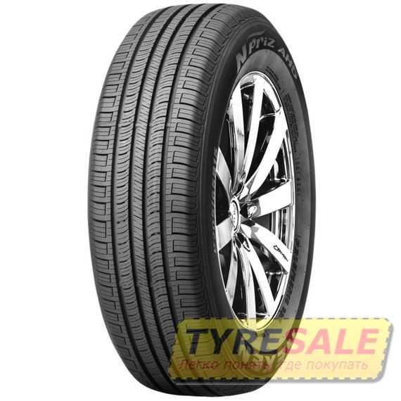 Всесезонная шина NEXEN N Priz AH5 - Интернет магазин шин и дисков по минимальным ценам с доставкой по Украине TyreSale.com.ua
