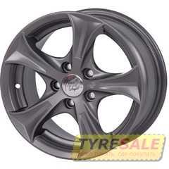 Купить Легковой диск ANGEL Luxury 406 GM R14 W6 PCD5x100 ET37 DIA57.1