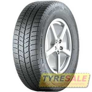 Купить Зимняя шина CONTINENTAL VanContact Winter 195/70 R15C 104/102R