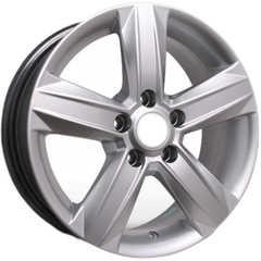 Легковой диск STORM YQR-054 Silver - Интернет магазин шин и дисков по минимальным ценам с доставкой по Украине TyreSale.com.ua