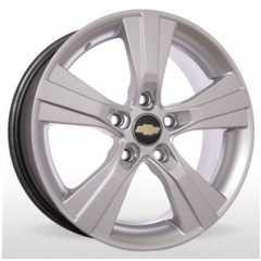 Легковой диск STORM YQR-019 Silver - Интернет магазин шин и дисков по минимальным ценам с доставкой по Украине TyreSale.com.ua