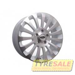 Легковой диск STORM YQR-M018 SM - Интернет магазин шин и дисков по минимальным ценам с доставкой по Украине TyreSale.com.ua