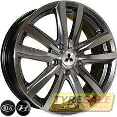 REPLICA Hyundai 7306 HB-P - Интернет магазин шин и дисков по минимальным ценам с доставкой по Украине TyreSale.com.ua