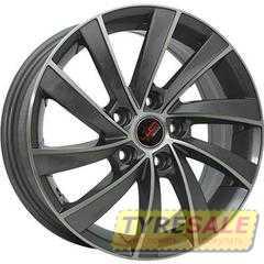 Купить REPLICA SKODA SK523 GMF R16 W6.5 PCD5x112 ET46 DIA57.1