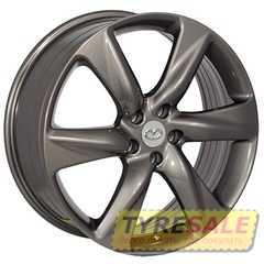 Купить REPLICA NISSAN FR268A GM R20 W8 PCD5x114.3 ET50 DIA66.1