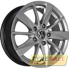 Купить REPLICA Volkswagen 7465 HS R15 W6 PCD5x112 ET40 DIA57.1