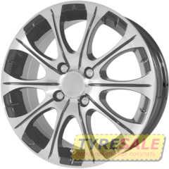 Легковой диск BANZAI Z521 HB - Интернет магазин шин и дисков по минимальным ценам с доставкой по Украине TyreSale.com.ua