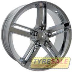 Легковой диск BANZAI Z547 CH - Интернет магазин шин и дисков по минимальным ценам с доставкой по Украине TyreSale.com.ua