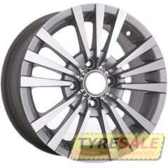 Легковой диск STORM Vento 182 HS - Интернет магазин шин и дисков по минимальным ценам с доставкой по Украине TyreSale.com.ua