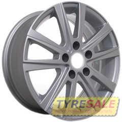 Легковой диск STORM YQR-282 S - Интернет магазин шин и дисков по минимальным ценам с доставкой по Украине TyreSale.com.ua