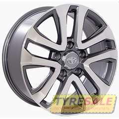 Купить REPLICA LEXUS BK5118 GP R18 W8 PCD5x150 ET45 DIA110.2