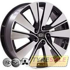 Купить REPLICA MITSUBISHI FE136 BMF R18 W7 PCD5x114.3 ET41 DIA67.1