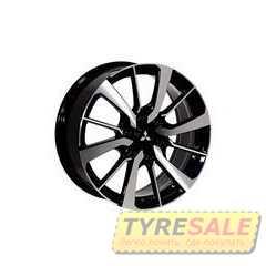 REPLICA LAND ROVER FR995 MBF - Интернет магазин шин и дисков по минимальным ценам с доставкой по Украине TyreSale.com.ua