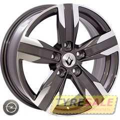 REPLICA RENAULT FR784 GMF - Интернет магазин шин и дисков по минимальным ценам с доставкой по Украине TyreSale.com.ua
